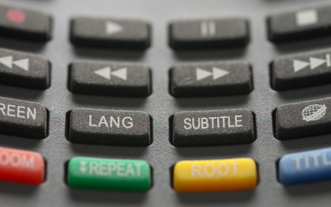 Why You Should Always Add Subtitles to your Videos (and How!)